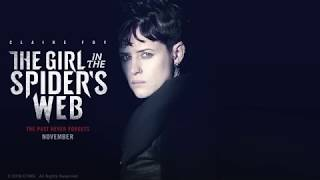 THE GIRL IN THE SPIDER'S WEB   Official Trailer HD Full HD