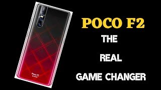 Poco F2 Full Details, Xiaomi Leaks Poco Phone F2 specifications.. The real game changer..