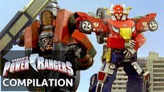 Power Rangers en Français | Les combats de RPM sur les Zords!