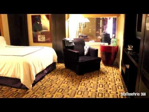 [HD] Planet Hollywood Room Tour - Las Vegas - Hollywood Hip Room
