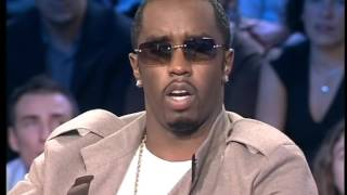 Puff Daddy - On n'est Pas Couché 28 octobre  2006 # ONPC