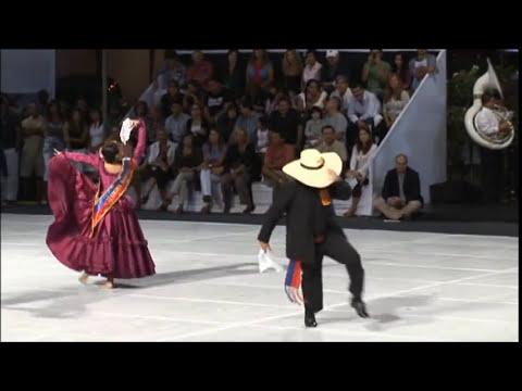 EXHIBICION ASIA CAMPEONES JUVENILES MARINERA 2012 RICARDO LLERENA Y MICHELLE PIMENTEL