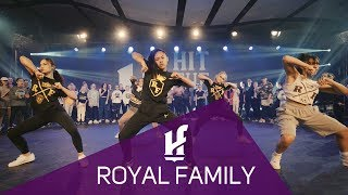ROYAL FAMILY | Hit The Floor Gatineau | Workshop #HTF2018