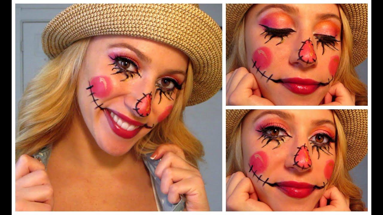 Halloween Make up Tutorial