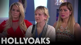 Hollyoaks: Team Tracey Goes Head To Head With Team Darcy