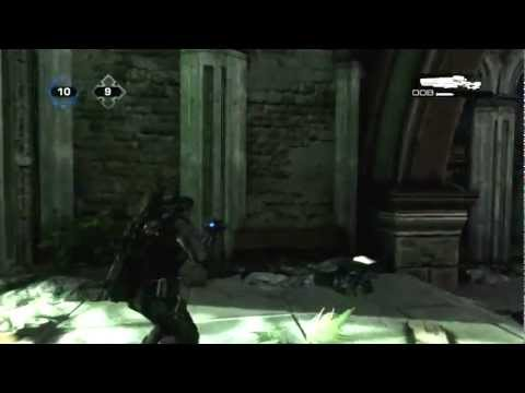 Gears of War 3 | Huevo de Pascua Mercy