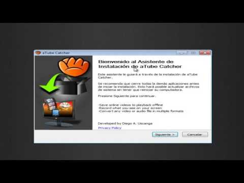Descargar e Instalar aTube Catcher Ultima Version 2013 | Full HD