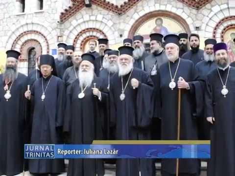 Congres de Teologie, la Veria, in Grecia