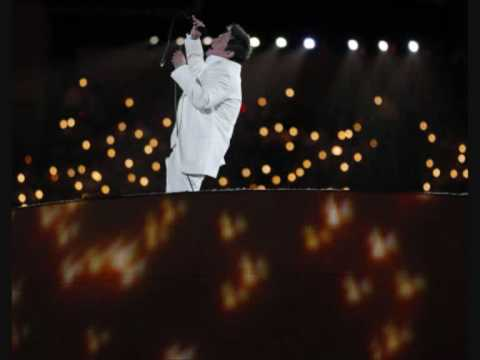 This is the 2010 opening ceremony version she sang, available on Itunes. OK here is the LIVE recorded version audio http://www.youtube.com/watch?v=vPJkiB2o0sw.