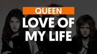 Love Of My Life - Queen (aula de violão)
