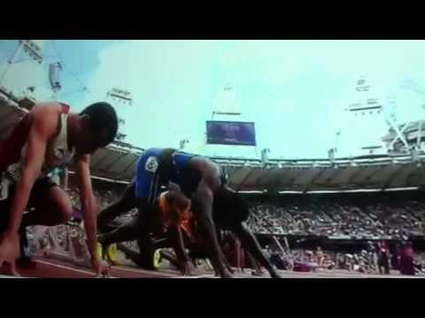 ASAFA POWELL OLYMPICS 2012