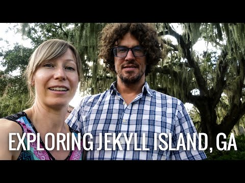 Exploring Jekyll Island, Georgia || Full-Time RV Living