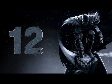 Batman: Arkham Origins #12 (Прохождение Walktrough let's play)