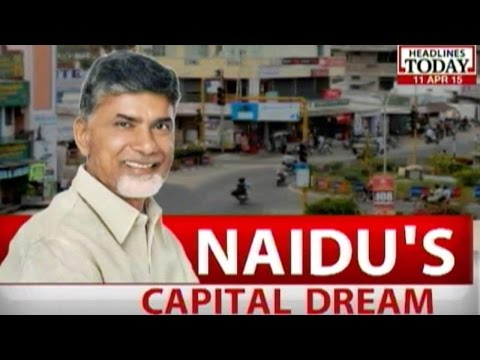 Amaravati: The New Capital Of Andhra Pradesh