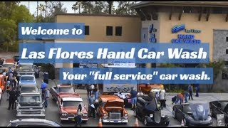 Best Reviewed Auto Detail & Hand Car Wash In Orange County, Irvine Laguna Beach & Niguel $10 coupon