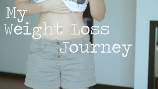How I Lost 60 LBS | AmandaMuse