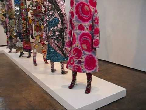 Nick Cave at Jack Shainman, NYC (Jan 2009)