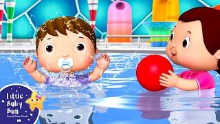 Ten Little Funny Babies | Little Baby Bum | Nursery Rhymes for Babies | Songs for Kids