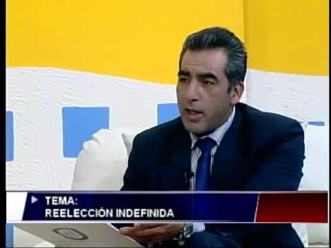 Entrevista Gilmar Gutiérrez - Asambleísta Partido Sociedad Patriótica