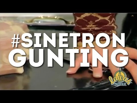 #KakiBahan: Sinetron Gunting.