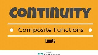 Discuss continuity of a Composite Function