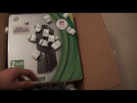 Machinima Xbox Unboxing