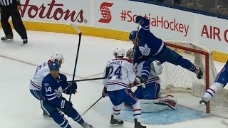 Gotta See It: Emelin launches Hyman into Price