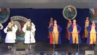 "Tańce kaszubskie - Koncert ZPiT Lublin"" Lublin-Lublinowi"" 18.06.2017"