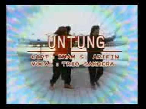 Trio Sakhera   Untung by putri berteman YouTube