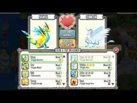 Tutorial: Como Sacar dragones puros en Dragon city │HD