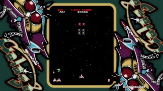 Galaga with the loneself