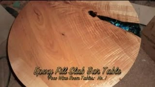 How-to-apply-epoxy-resin-on-table-tops-counter-tops-bar-tops ...