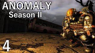 Salty plays Stalker: Anomaly (Season II - Ironman) - 04 Bloodsucker mind games