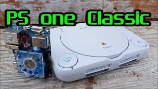 "PSone ""Xu4"" Classic: PlayStation Classic Killer ? Odroid Xu4+RetroPie powered"