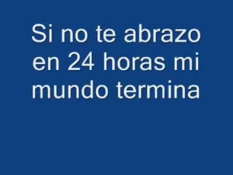24 Horas David Bisbal y Espinoza Paz Version Banda Letra