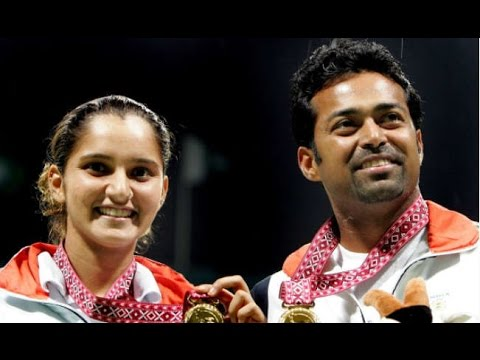 Leander Paes, Sania Mirza skip Asian Games to revive rankings