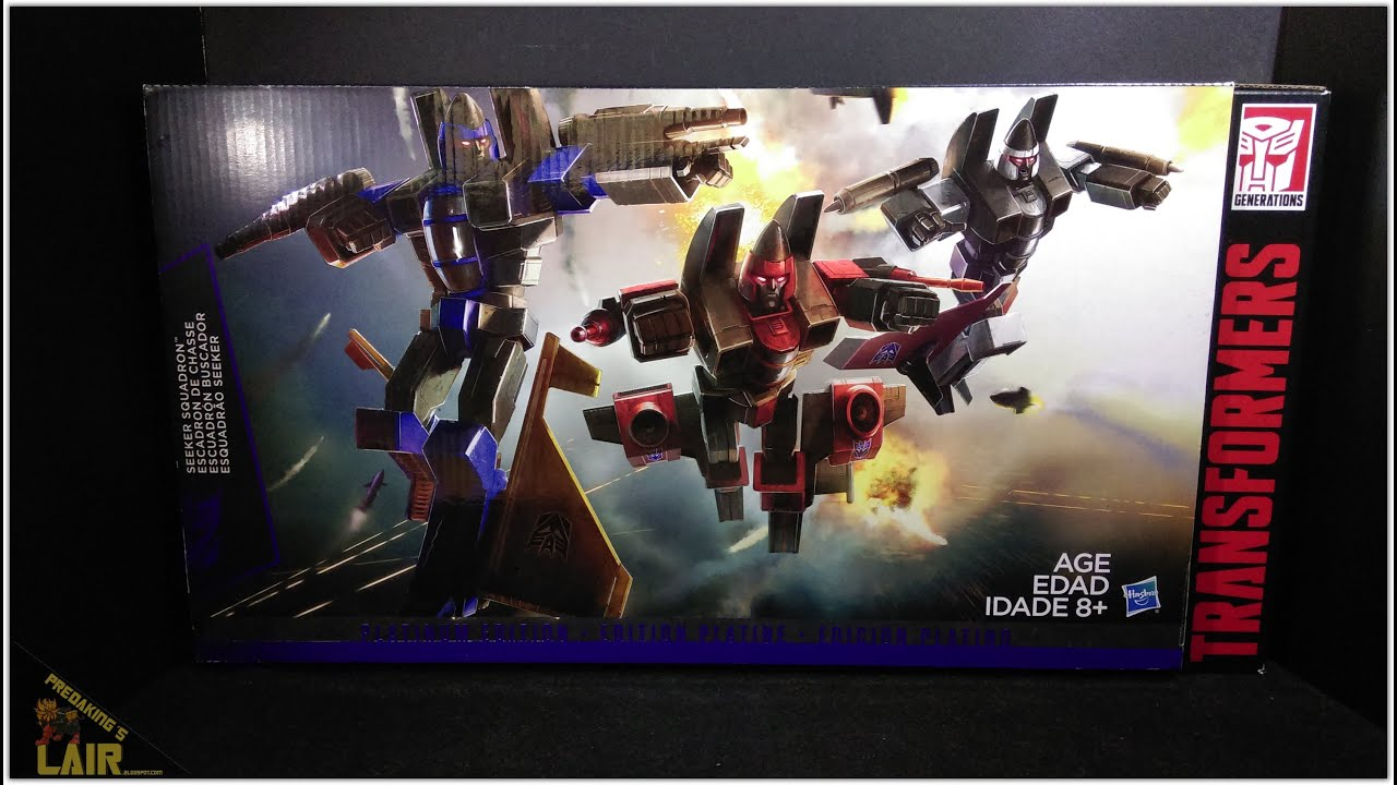 Transformers g1 Insecticons Transformers g1 Platinum