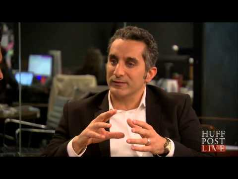 Bassem Youssef & Jon Stewart Relationship | HPL