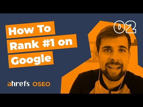 How To Rank #1 On Google For ANY Keyword [OSEO-02]