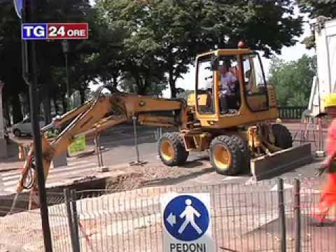 Cantieri estivi in città  molti gli interventi in corso con modifiche alla viabilià