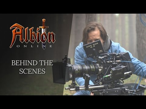 Albion Online | Behind The Scenes: Live Action Short