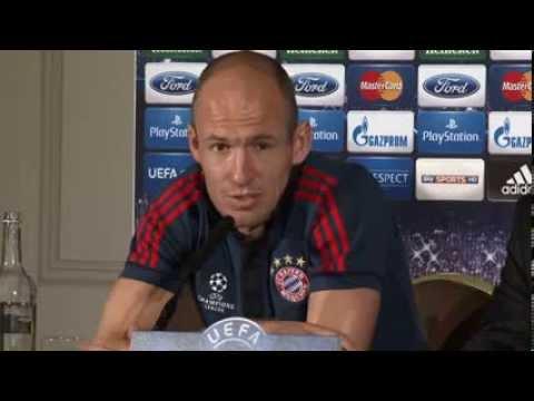 Arjen Robben stolz: