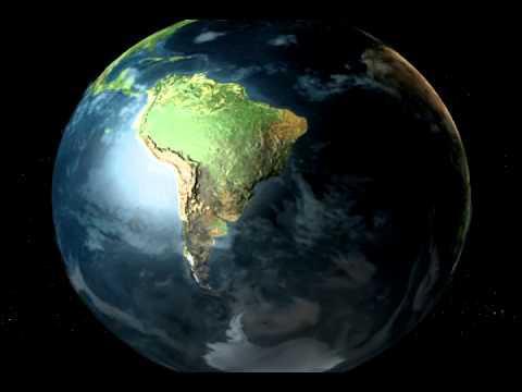 Animacion planeta tierra youtube for Imagenes de animacion