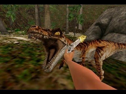 Jurassic Park: Trespasser