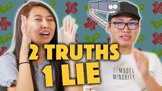2 Truths & 1 Lie - Lunch Break!