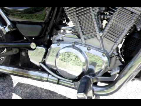 Custom 1987 Suzuki Intruder VS750