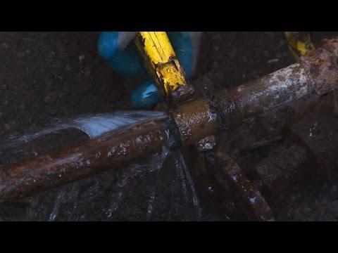 Отключение воды в пятигорске