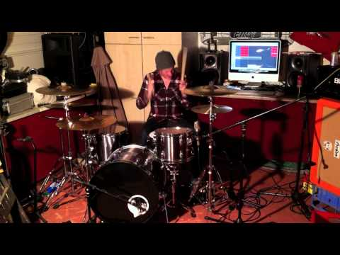 Your Demise - Miles Away Drum Cover