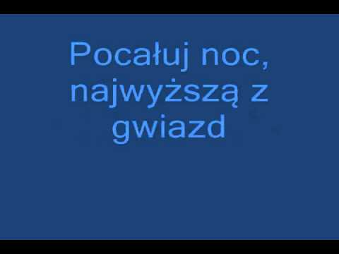 Varius Manx - Pocałuj Noc Tekst