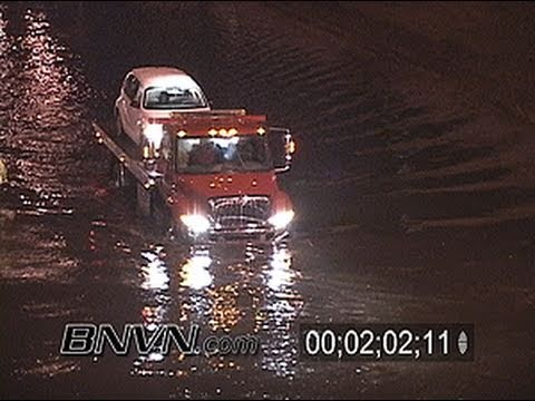 8/13/2007 Extreme Metro Flooding Rains, Minneapolis area